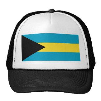 Bahamas Flag Hat