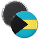 Bahamas Flag Magnet
