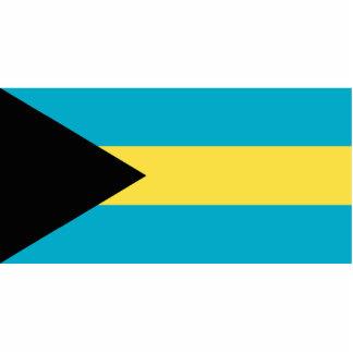 Bahamas Flag Photo Cutout