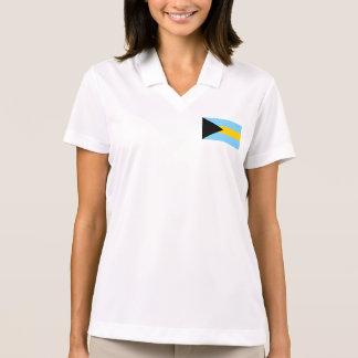 Bahamas Flag Set Tee Shirts