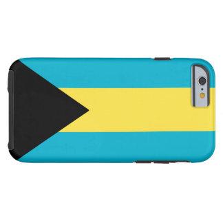 Bahamas Flag Tough iPhone 6 Case