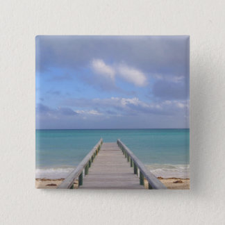 BAHAMAS, Grand Bahama Island, Eastern Side: 15 Cm Square Badge