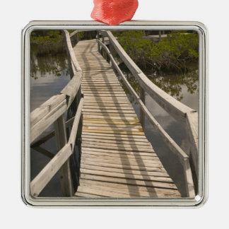 BAHAMAS, Grand Bahama Island, Eastern Side: Christmas Ornament