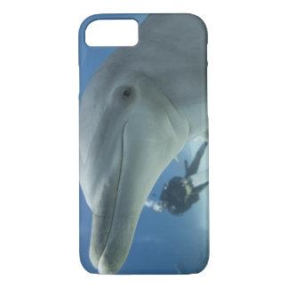 Bahamas, Grand Bahama Island, Freeport, Scuba 2 iPhone 7 Case
