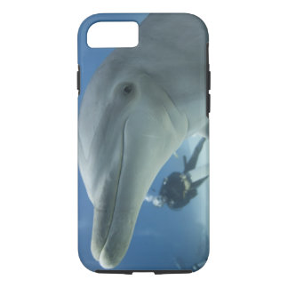 Bahamas, Grand Bahama Island, Freeport, Scuba 2 iPhone 8/7 Case