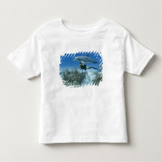 Bahamas, Grand Bahama Island, Freeport, Scuba Toddler T-Shirt