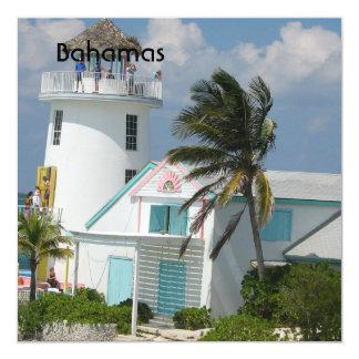 Bahamas Invitations