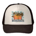 Bahamas Islands Beaches Hat