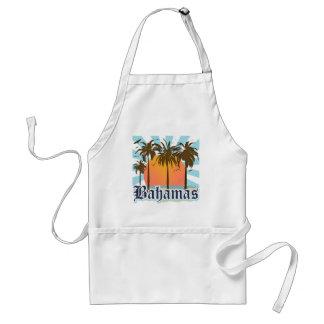 Bahamas Islands Beaches Standard Apron