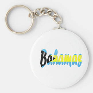 Bahamas Key Ring