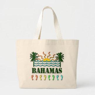 Bahamas Large Tote Bag