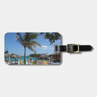 Bahamas Luggage Tag