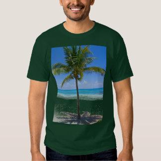 Bahamas Palm Tree Shirt