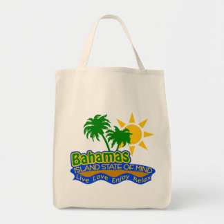 Bahamas State of Mind bag - choose style