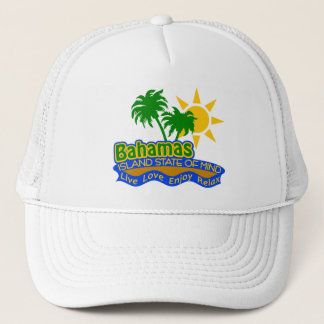 Bahamas State of Mind hat