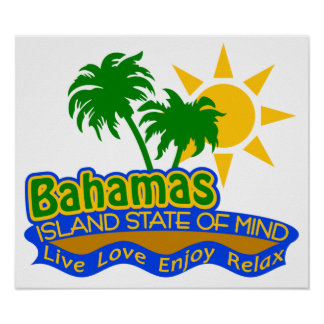 Bahamas State of Mind poster