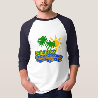 Bahamas State of Mind shirt - choose style & color