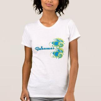 Bahamas Whirled Tees