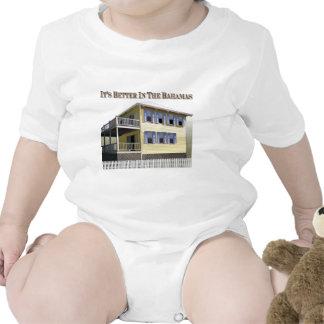 Bahamian Architecture T Shirt