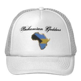 Bahamian Goddess Cap