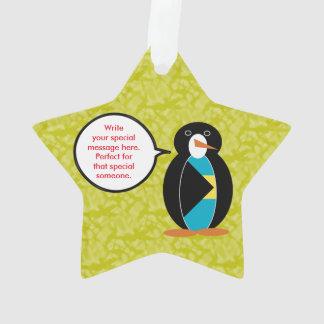 Bahamian Holiday Mr. Penguin