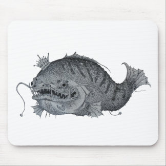 Bahamud Mouse Pad