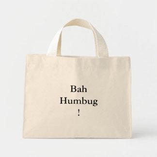 BahHumbug! Mini Tote Bag