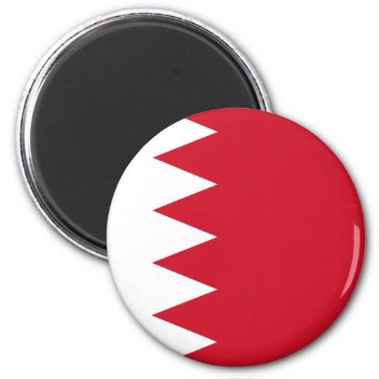 bahrain 6 cm round magnet