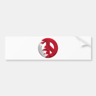 Bahrain Bumper Stickers