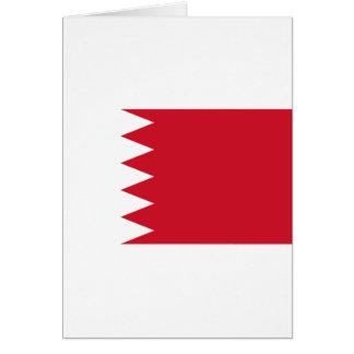 Bahrain Flag BH Card