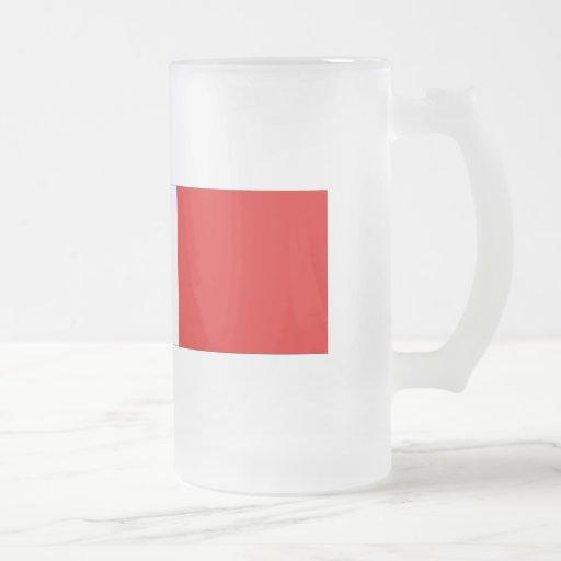 Bahrain Flag Coffee Mugs