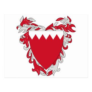 Bahrain g BH Postcard