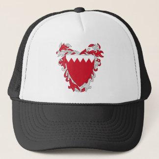 Bahrain g BH Trucker Hat
