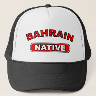 Bahrain Native Trucker Hat