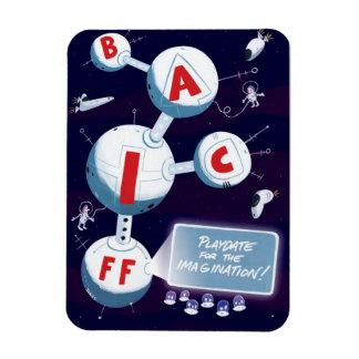 BAICFF Poster 2014  Magnet