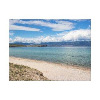 Baikal Lake Canvas Print