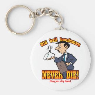 Bail Bondsmen Keychain