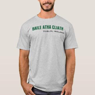 Baile Atha Cliath - Dublin - Customized T-Shirt