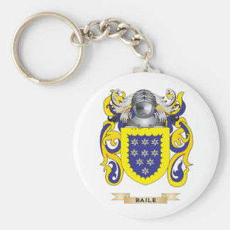 Baile Coat of Arms Family Crest Key Chains