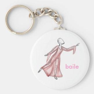 Baile Keychain