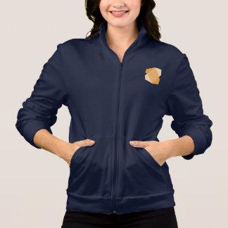 Bailey Bixler Fleece Zip-Up Jackets
