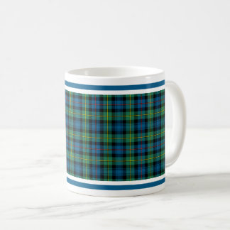 Bailey Clan Tartan Coffee Mug