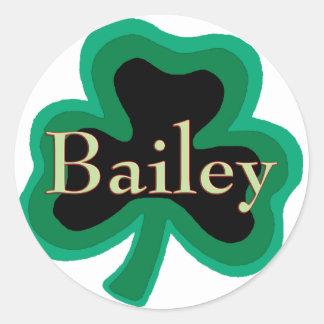 Bailey Family Sticker