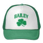 Bailey Irish Shamrock t shirt Cap