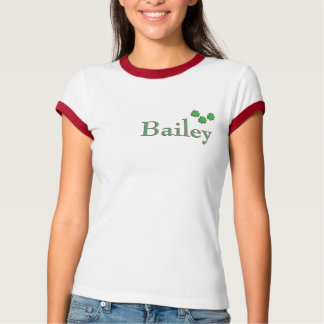 Bailey Ladies Ringer T-Shirt
