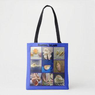 Bailey Matthews SeaShells Sanibel Island Florida Tote Bag