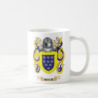 Bailie Coat of Arms (Family Crest) Basic White Mug