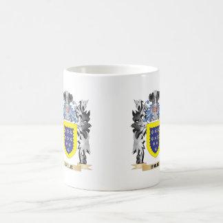 Bailie Coat of Arms - Family Crest Basic White Mug