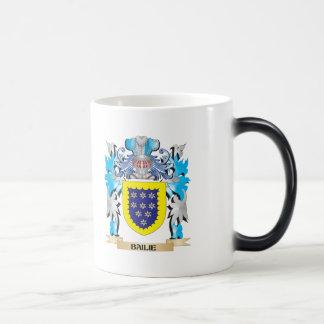 Bailie Coat of Arms Morphing Mug
