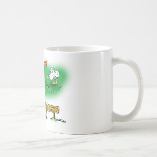 Bailout Open - Golf Coffee Mug